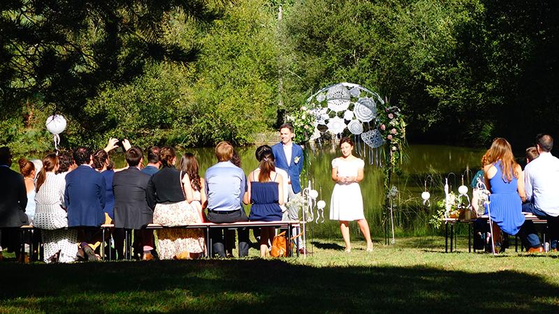 ceremonie mariage original dordogne aquitaine